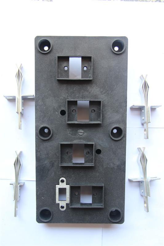 16相位插座主排3、4、5、6mm