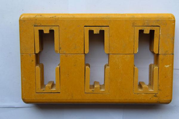 母线框8-80双排